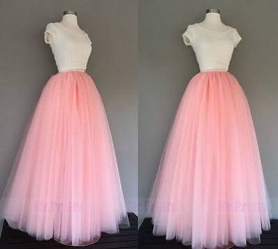 How to make a layered and long tulle skirt google search for How to make a long tulle skirt for wedding dress