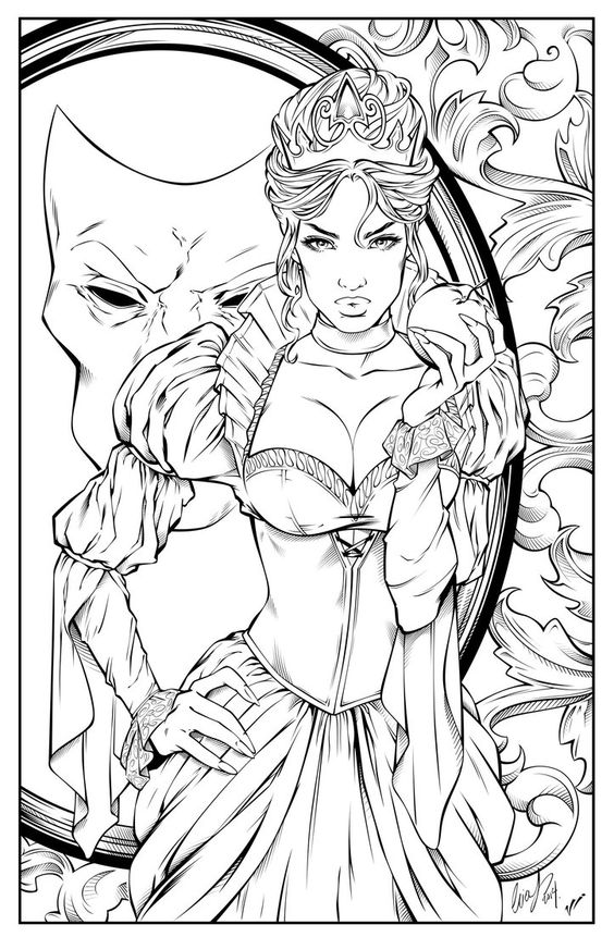 Parkers Comics exclusive zenescope cover. not sure which
