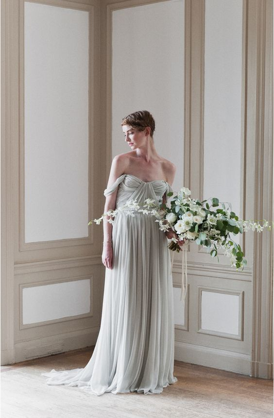 Wedding Dresses from Alexandra Grecco