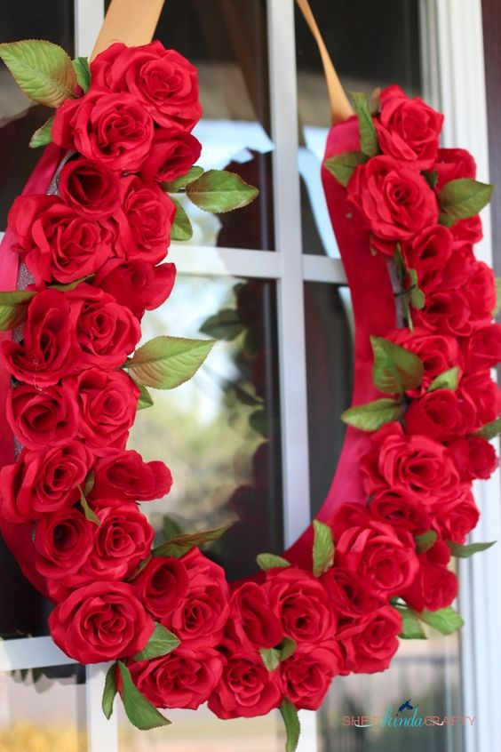 Run for the Roses Derby Wreath