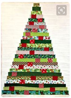 Confessions of a Fabric Addict: I May Have a Scrap Problem... but it's beginning to look a lot like Christmas!