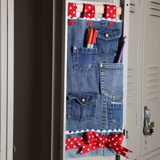 Organizador de jeans