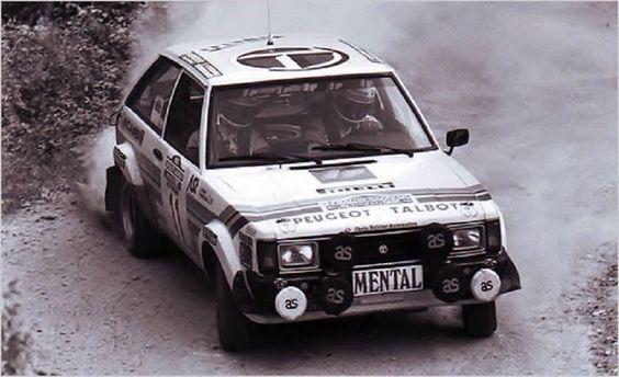 Ormezzano Berro Rally S Remo 1982