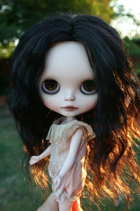 Custom Blythe Doll by Zaloa's Studio
