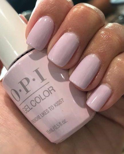 Stunning Pink Nail Polish From Opi Nail Color Trends Nail Polish Colors Summer Nail Polish Colors