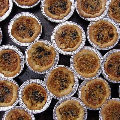 My Mother's Butter Tarts.