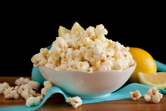 Cooking Classy: Irresistible White Chocolate Lemon Popcorn