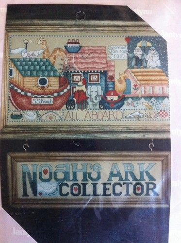 Noahs Ark Cross Stitch K...