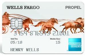 Wells Fargo Propel American Express® Credit Card