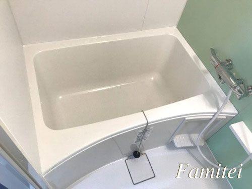 リノビオフィット ユニットバス リクシル 浴槽