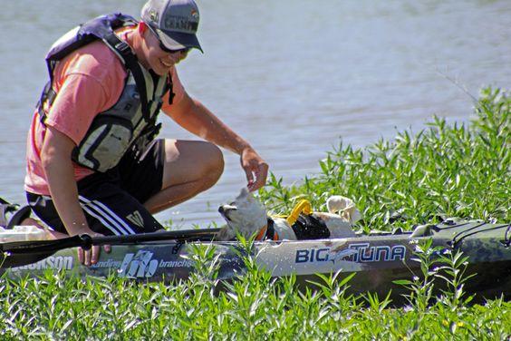 Clint Taylor, Bending Branches, Texas Kayak Fisher, MTI Adventurewear
