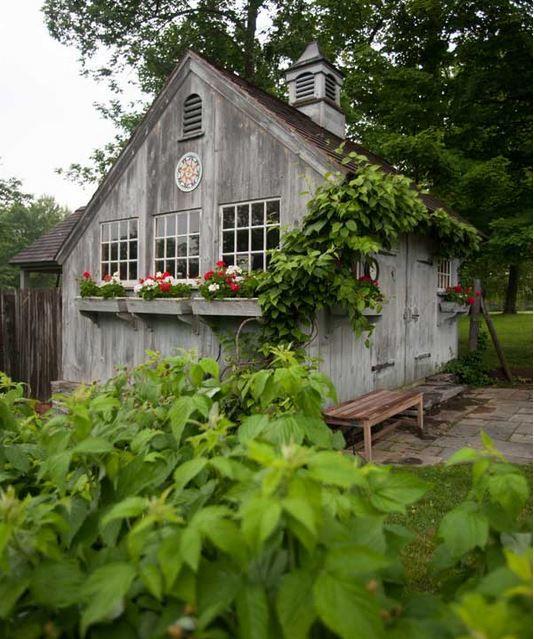 Pinterest Garden Sheds: Gardens, Little Gardens And Window On Pinterest