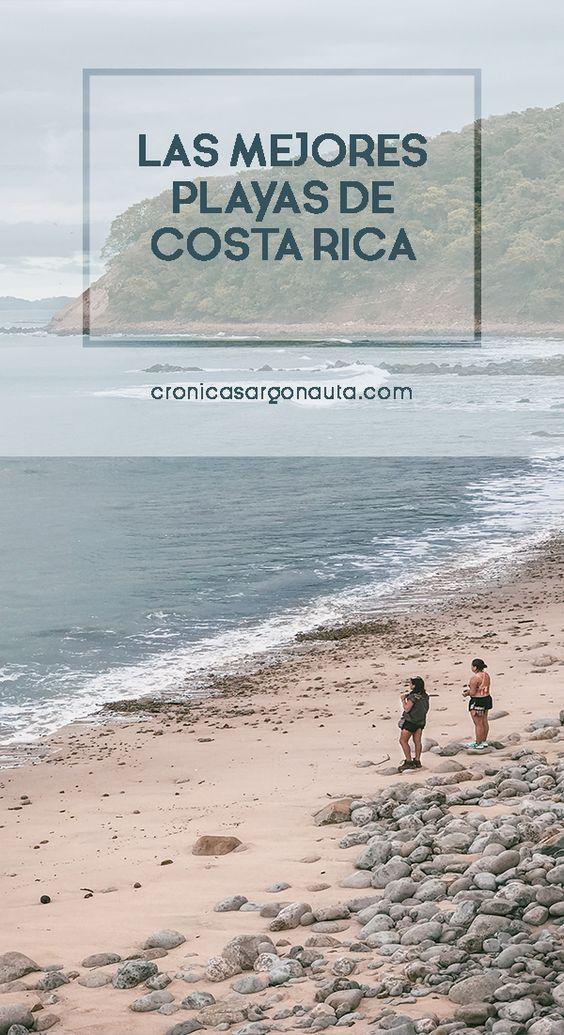 Las 10 playas más bonitas de Costa Rica.