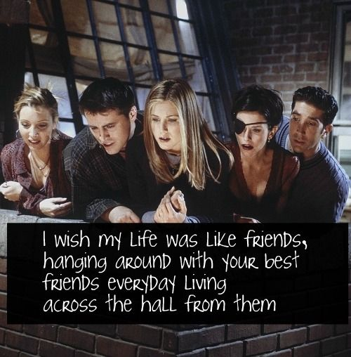 Friends Tv Show Quotes About Friendship Classy Friends Tv Show Quotes  Posted 1 Year Ago  Wisdom  Pinterest