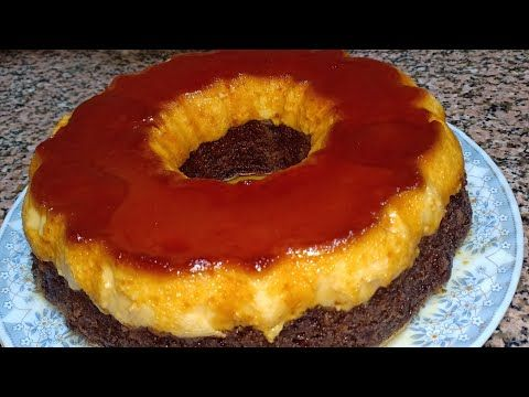 قدرة قادر طريقة عمل كيكة قدرة قادر مع الكريم كراميل Baking Recipes Desserts Sweet Recipes