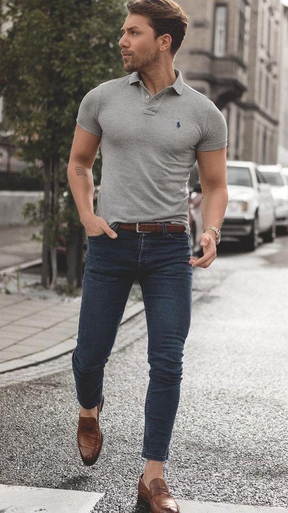 estilo casual elegante suave