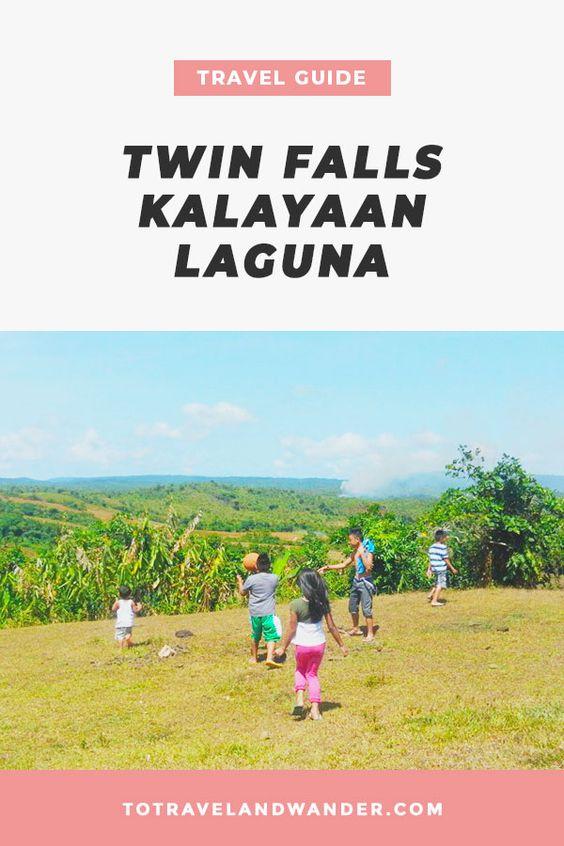Travel Diary: Twin Falls in Kalayaan Laguna
