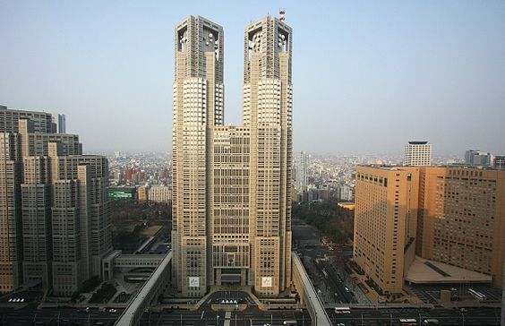 Visit the Tokyo Metropolitan Government Building for its free observation decks (as opposed to Tokyo Skytree) for a skyhigh view of Tokyo