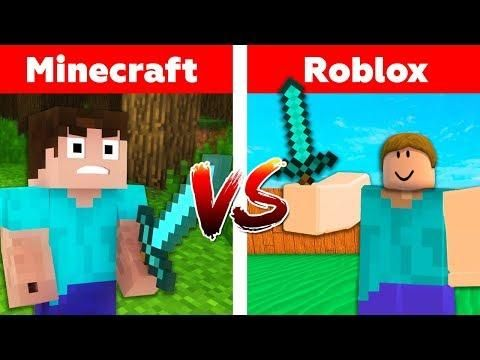 Minecraft Vs Roblox 2 Which Is Better Minecraft Or Roblox