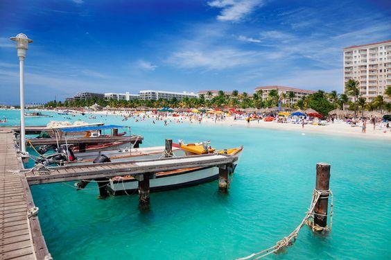 Plaża Malmok, Aruba