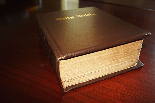 The Millsaps Family Bible