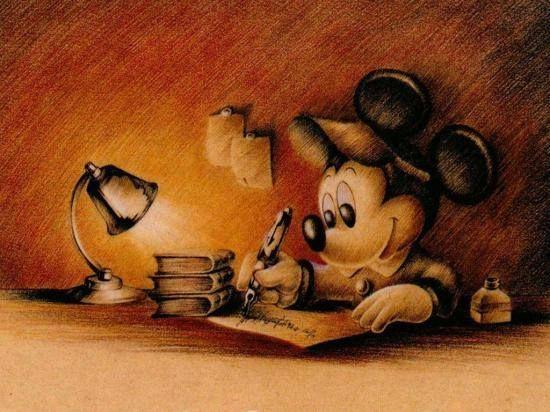 Carte virtuelle Mickey http://www.hotels-live.com/cartes-virtuelles/mickey.html #CartePostale #Wallpaper