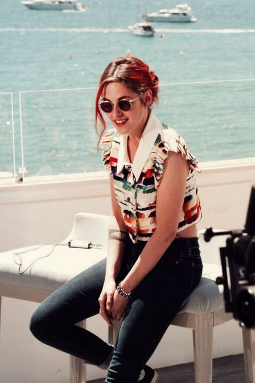 Kristen at Cannes 2014