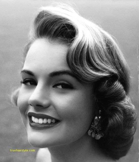 1950s Hairstyles For Short Hair 1950s Hair And Makeup Vintage Wedding Hair Vintage Hairstyles
