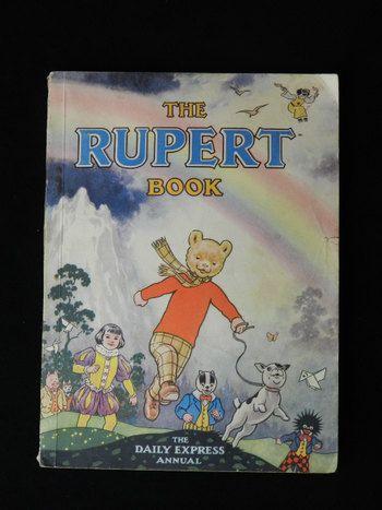 A Rupert the Bear 1948 annual