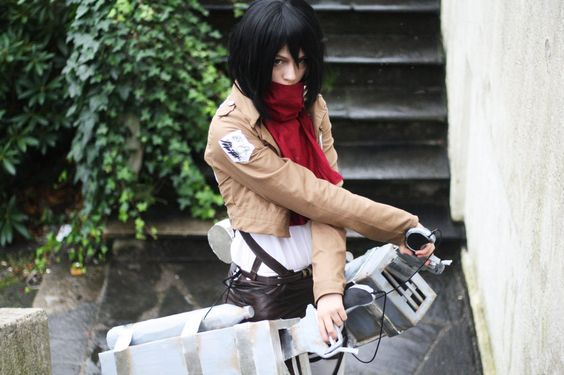 [ Mikasa Ackerman ] by lijaha