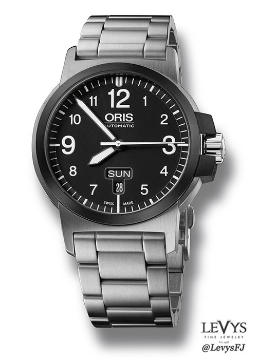 01 735 7641 4364-07 8 22 03 - Oris BC3 Advanced, Day Date #Oris #Oriswatch #OrisAviation