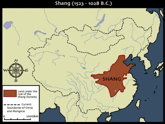 Map Of Ancient Yellow River Valley Civilization Civilization - Yellow river on world map