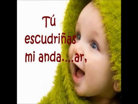 Chuy Garcia: Tu conoces - Salmo 139