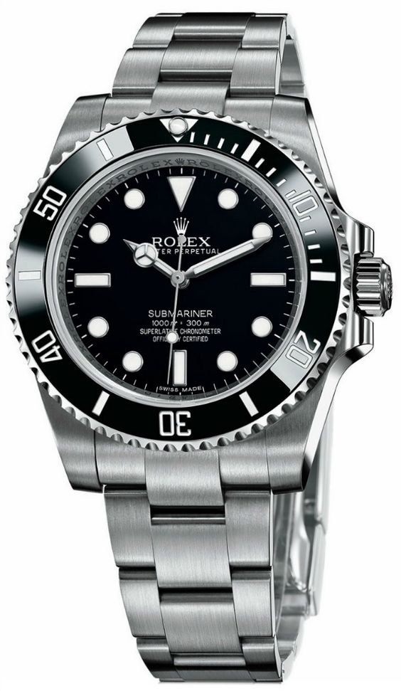 Top 10 Living Legend Watches To Own - Rolex Submariner
