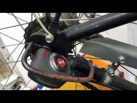 How To Remove Freewheel Without Remover Tool Youtube Bike