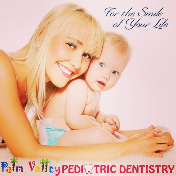 """Q&A:  """"When should my child first see a dentist?""""  The short answer is """"First visit by first birthday."""""""