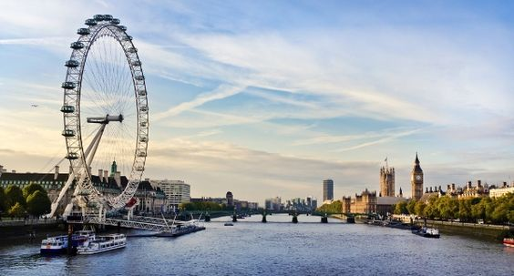 Top 10 Favourite Holiday Destinations Revealed - 8. United Kingdom, 29.3 million visitors (-0.1%)
