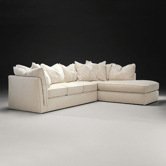 The Most Comfortable Sofa Ever Robert Michael Down Filled Sectional Dont  Care For The Colors But I Love The Style For The Home Pinterest