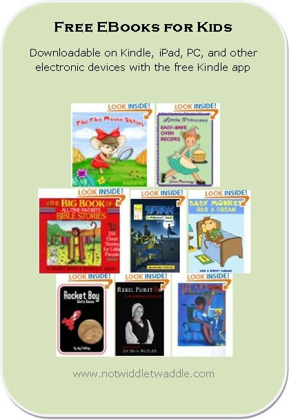 39 free eBooks today! Saturday is the best day for free books so be sure to check them out while they are still free!