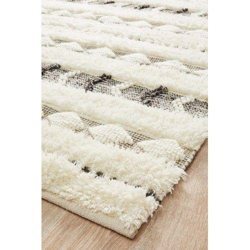 Rugs Silana Flatweave Cotton Wool Rug