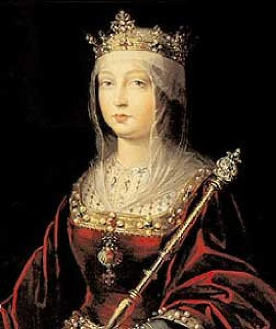 Image result for king queen spain medieval