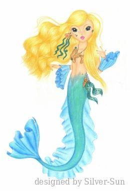 Mermaid Nadja ♥