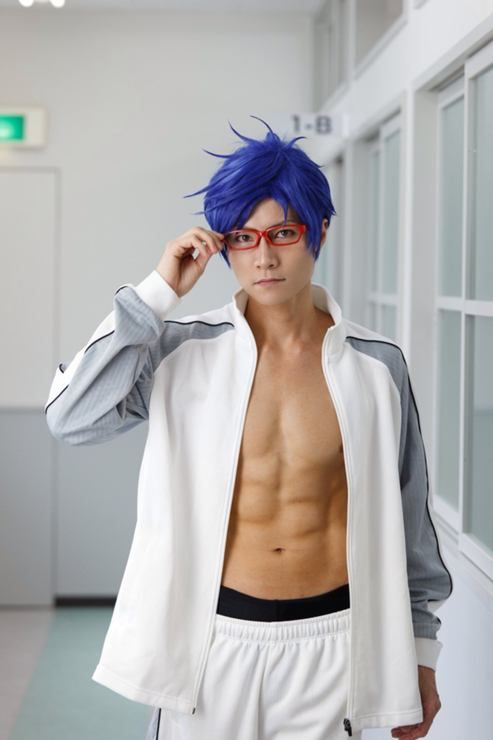 Rei Ryugazaki From My Fav Anime Hihihi FREE 3 Cosplayed By Usako A Great New Male Cosplayer Cosplay Free