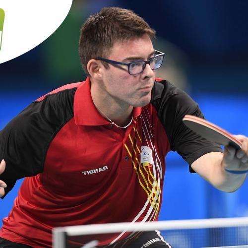 Paralympic Games - Team Belgium | Rio 2016 - Tennis de table