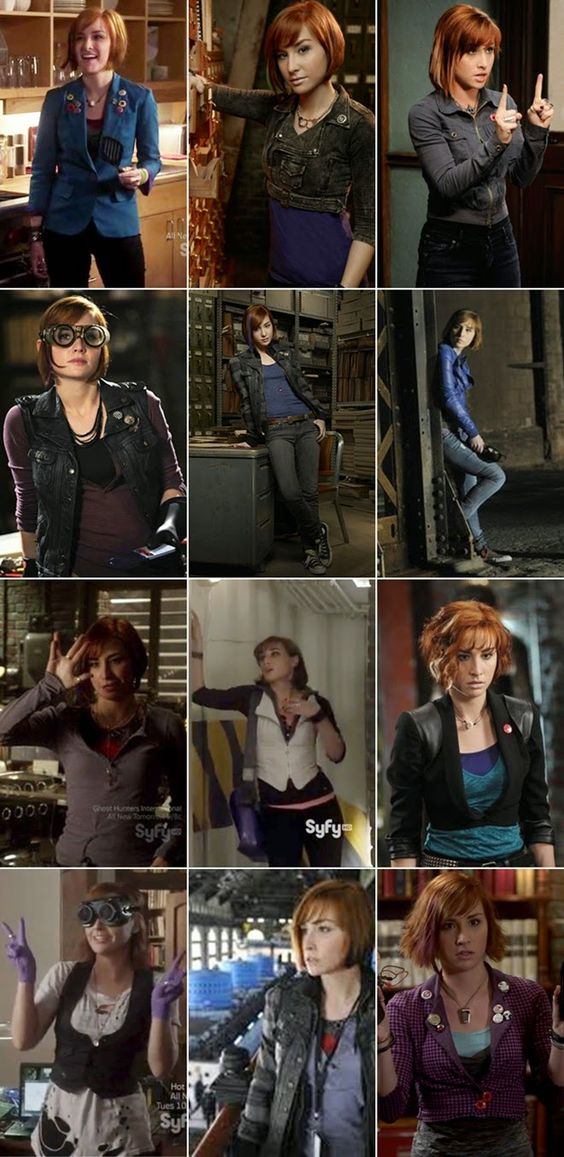 From L&P to English Tea (And Back Again): Character Fashion :: Claudia Donovan :: Warehouse 13
