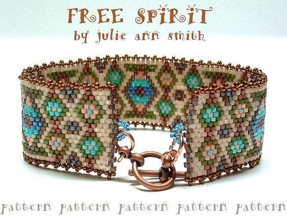Julie Ann Smith Designs FREE SPIRIT by JULIEANNSMITHDESIGNS