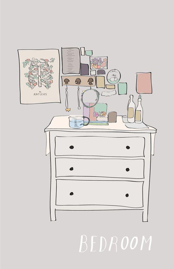 my bedroom by alex begin