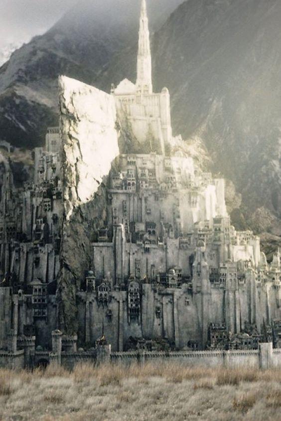 Indiegogo Campaign Raising $3.8 Billion To Build Minas Tirith