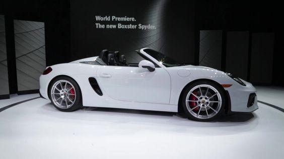 2021 Porsche Boxster Spyder Price And Release Date In 2020 Porsche Boxster Spyder Porsche Boxster Boxster Spyder
