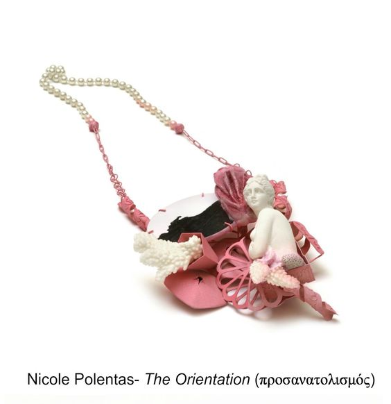 Unclasped  - Nicole Polentas - 'the orientation':